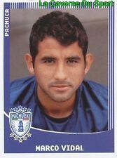 195 MARCO VIDAL USA CF.PACHUCA PRIMERA DIVISION APERTURA 2010 PANINI