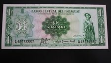 New listing Paraguagy 1 Guarani Banknote - 1963 - Crisp Uncirculated