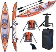 ZRAY Drift Kajak 2 Personen inflatable Kanu Tourenkajak 426cm