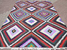 "Anatolian Turkish Classic Antalya Kilim Rug 82,2"" x 116,9"" Area Rug Carpet"