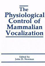 The Physiological Control of Mammalian Vocalization-ExLibrary