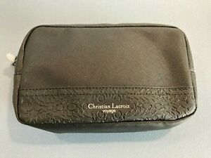 Turkish Airlines Business Class Amenity Kit. Christian Lacroix (Black). Sealed