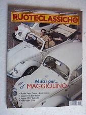 RUOTECLASSICHE Ruote Classiche N°185 - Maggio 2004