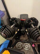 Bowflex SelectTech 1090I Adjustable Dumbbells (Set of Two)