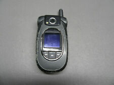 LG VX8300 Verizon Wireless Gray Flip Phone Cellphone *Tested Working*
