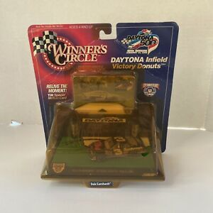 1998 WINNERS CIRCLE DALE EARNHARDT DAYTONA 500 VICTORY DONUTS 1:64 NEW