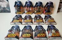NEW MOC Star Wars REVENGE of the SITH/ ROTS Action Figures U-Choose Near Mint -2