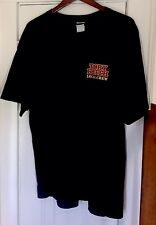 Toby Keith Local Crew 2003 World Tour Concert Tour T Shirt Two Sided Size XL