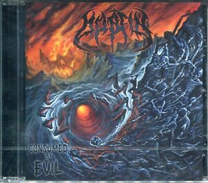 MORFIN Consumed By Evil CD