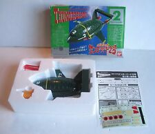 MIB International Rescue Thunderbirds Thunderbird 2 w/Mole BANDAI Made In Japan