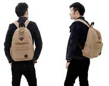 Canvas Backpack Machine Washable Bags & Briefcases for Men