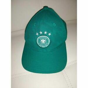 Cap Mütze Cappy DFB Adidas grün verstellbar 4 Sterne