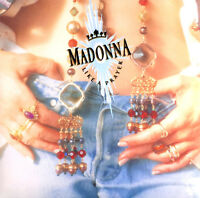 Madonna ‎LP Like A Prayer - Limited edition red vinyl  - UK (M/M)