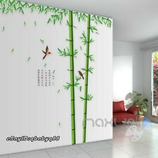 Large Bamboo Bird Tree Removable Wall stickers Kids Decals Decor Art Party Gift