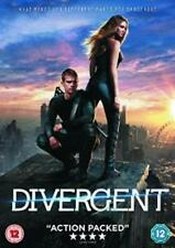 DIVERGENT DVD - - NEW / SEALED DVD - UK STOCK