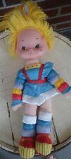 Vintage 1983 Mattel Rainbow Brite 10� Doll Bright