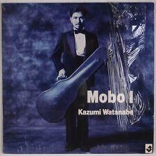 KAZUMI WATANABE: Mobo I Rare Jazz Reggae GRAMAVISION LP NM-