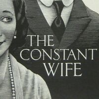 Constant Wife Playbill 2005 Roundabout Theatre Michael Crumpsty Lynn Redgrave