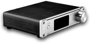SMSL Q5 Pro Pure Digital HiFi Amplifier USB Fiber Coaxial Optical Audio Power