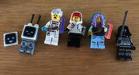 LEGO Hidden Side 70436 Jack, Parker, J.B, TeeVee, Shadow Walker Minifigures