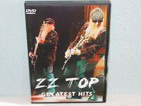 "*****DVD-ZZ TOP""GREATEST HITS""-2004 Falcon Neue Medien*****"