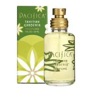 Pacifica Beauty Tahitian Gardenia Spray Perfume 1 oz Cruelty-Free And Vegan New