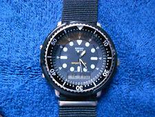 "Vintage SEIKO Quartz Diver's 150M ""ARNIE"" H601 LCD Ana/Digi Depth Meter MINTY!!"
