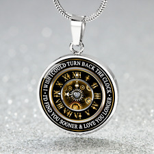 Perfect Necklace Gift For Valentine's Day Wedding Anniversary, Husband and Wife