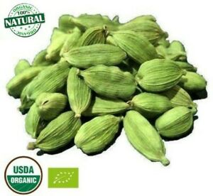 Pure Organic Cardamom Whole pods Best Quality Spice From Sri Lanka