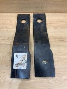 Terrain King Rotary Cutter Blades Set of Two (2) 2964824