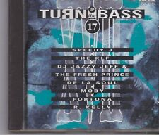 Turn Up the Bass -17 cd album