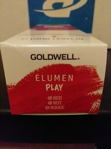 Goldwell ELUMEN PLAY Red Semi-Permanent Color 120mL 4 Oz.