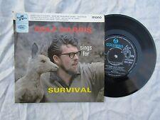 ROLF HARRIS EP SINGS FOR SURVIVAL columbia seg 8481