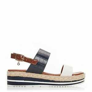 Womens Moda In Pelle Periso Flatform Wedge Sandals