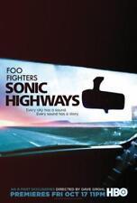 Foo Fighters Sonic Highways 11inx17in Mini Poster