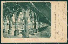 Palermo Monreale Convento Benedettini cartolina XB2686
