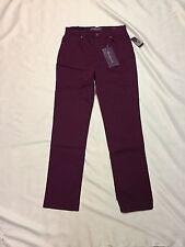 Gloria Vanderbilt Amanda Classic Fit Jeans Grapevine Size 6 New