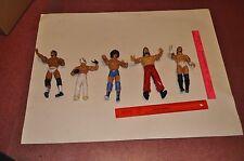 WWE 7' Jakks Pacific Hardcore Wrestling Figure. 2005 ECW WCW NJPW TNA  5 of them