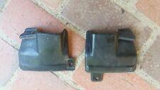 87 nissan 300zx Z31 64811 01p00 Hood Ledge & Fitting LH RH