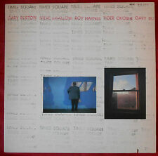 LP GARY BURTON Times Square ecm-1-1111 US 1978 USA