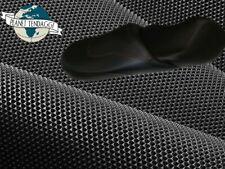 Ecopelle al metro tessuto fintapelle antiscivolo universale per sedili moto nero