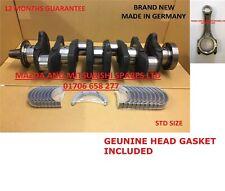 MAZDA 6 2.2 X2 CONRODS PISTON RING SET Diesel R2 3,6,CX7 2009-2012 MZR-CD R2AA