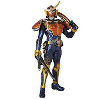 NEW MEDICOM TOY RAH GENESIS No.723 Masked Kamen Rider GAIM ORANGE ARMS Figure