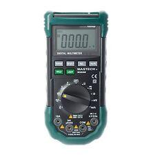Mastech MS8268 LCD Screen Sound AC/DC Auto/Manual Range Digital Multimeter