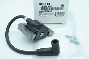 GENUINE OEM KOHLER PART # 24 584 45-S IGNITION COIL; KOHLER COMMAND ENGINES