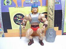 Vintage Galaxy Warriors SWORDS SORCERERS figure MAGNON Complete,he-man,remco, ko