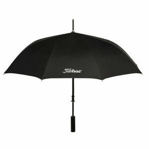 NEW Titleist Golf Professional Single Canopy Umbrella - Black, TA8PROSCU-0, $119