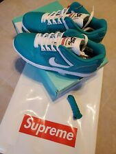 SUPREME Air Force 2 Teal US 8.5 New In Box