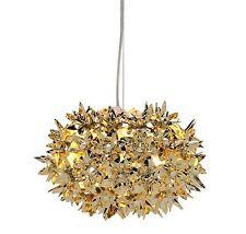 Kartell Bloom S2 9263 GG-Gold Ferruccio Laviani Pendelleuchte