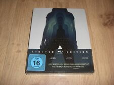 What happened to Monday Limited Edition Blu-Ray Metal Pack Steelbook NEU